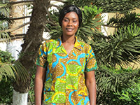 Binta - Duma Sang Sang Gambia Ltd (Rentals and Real Estate) Staff