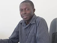 Demba - Duma Sang Sang Gambia Ltd (Rentals and Real Estate) Staff