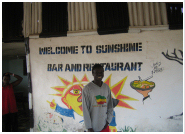 Sunshine Restaurant and Bar The Gambia